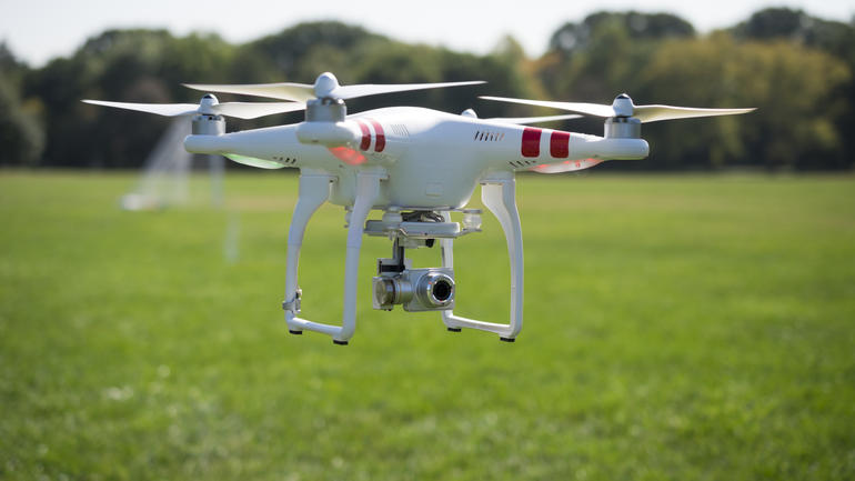 Article subject picture : Drone maker DJI opts for Micro Four Thirds standard, By Maroc-OS.